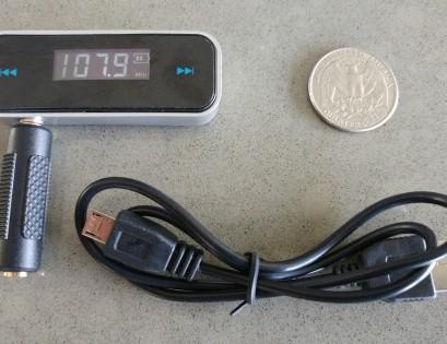 FM 1012 Portable FM Mod
